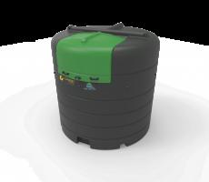 zbiorniki na olej statyczne 2500l
